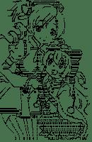Tomoe Mami & Momoe Nagisa (Puella Magi Madoka Magica)