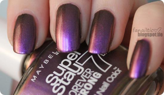 Maybelline violet temptation