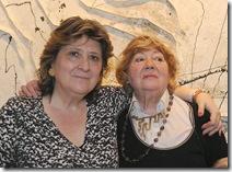 Dolores de Lara y María Vera