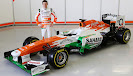 HD pictures 2013 Launch Force India VJM06 F1 car