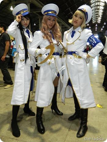 Animania Cosplay - Dolls - Rami Aikawa, Ayane Kubou, Yoshino Saeki