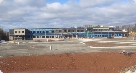 KV School construction