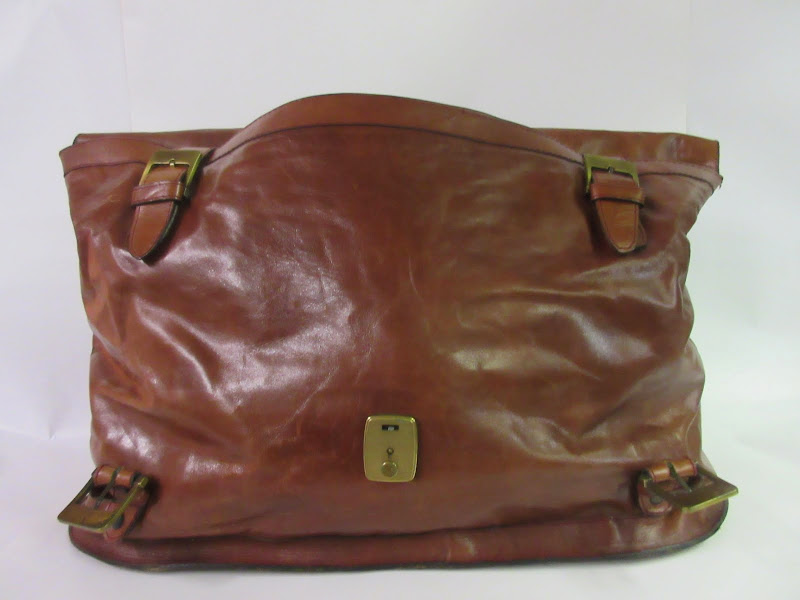 Lauro Righi Vintage Duffel