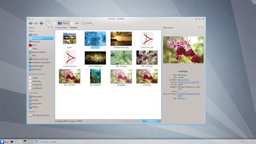 KDE 4.10 RC