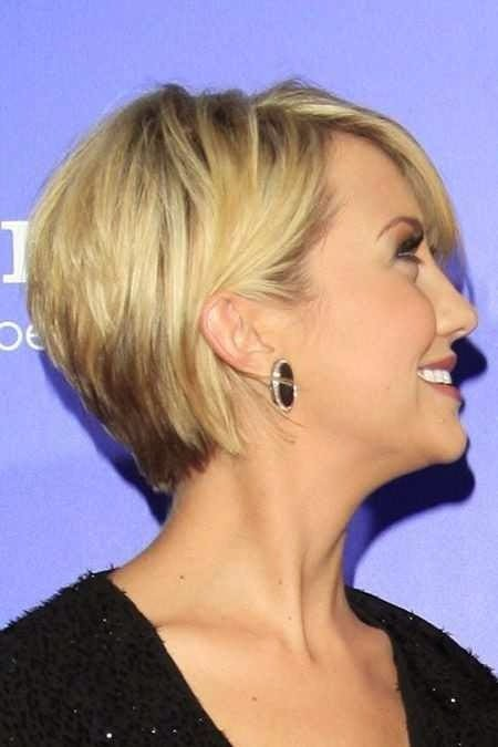 Hairstyles For Short Hair With Less Volume : Pretty Bob Hairstyles for Short Hair 2015