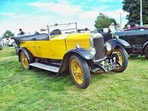 Vauxhall 1924 Type LM