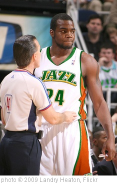 'Utah Jazz in Green, Gold, and Copper' photo (c) 2009, Landry Heaton - license: http://creativecommons.org/licenses/by/2.0/