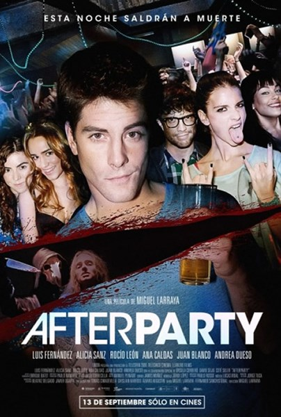 Afterparty | 2013 | 1080p | BluRay | x264 | DUAL