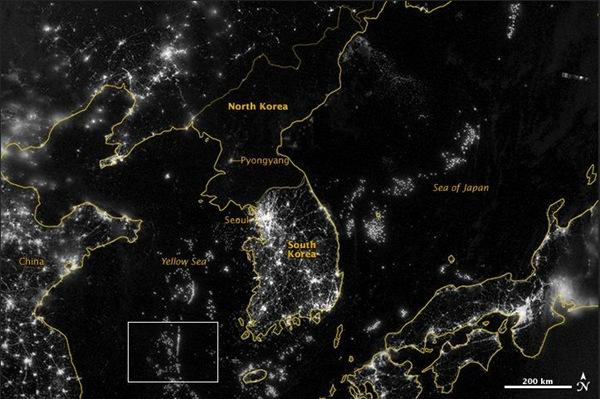 Earth Hour North Korea