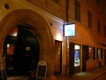 Restaurant romanesc Austria: Restaurant Mamaia Viena