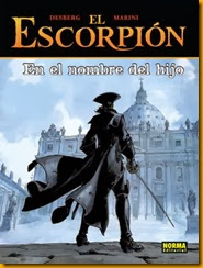 Escorpion 10