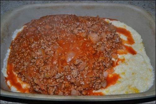 sausage layer