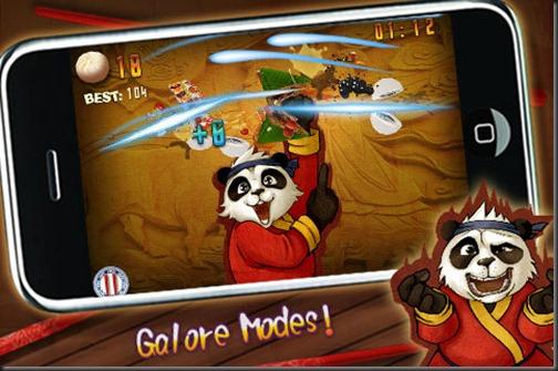 KungFuFood-Panda