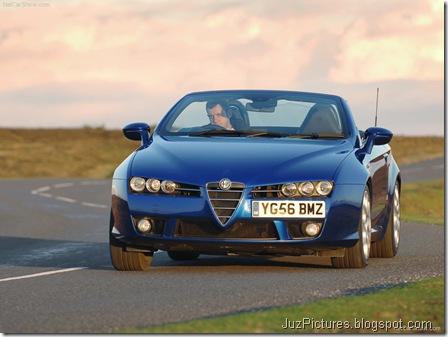 Alfa Romeo Spider UK Version _8