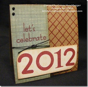Jan 2012 SOTM 3x3 card celebrate