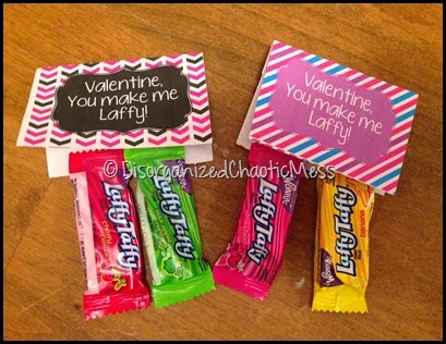 Laffy Taffy Valentine