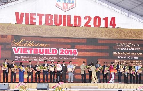 Vietbuild TP Ho Chi Minh