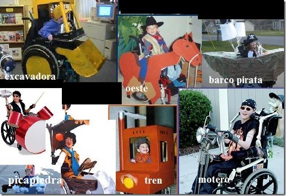 ideas silla de ruedas r