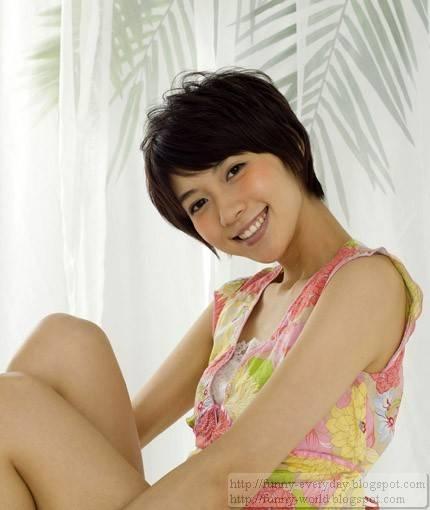 御茶園 綠茶求職妹 川瀨未和子 (5)