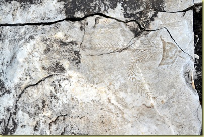 Priene Temple Floor Marking