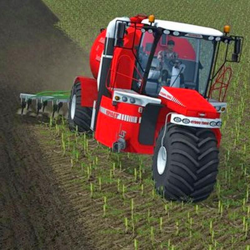 Farming simulator 2013 - Vervaet Hydro Trike v 2.0