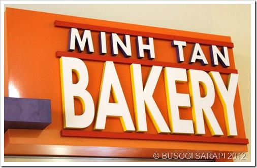 MINH TAN BAKERY© BUSOG! SARAP! 2012