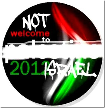 Pro-Israel - anti-flytilla