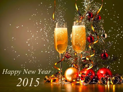 Happy New Year Greetings 2015
