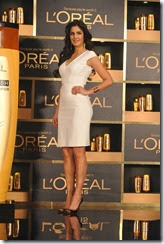Katrina Kaif Photos @ L'Oreal Paris Press Conference
