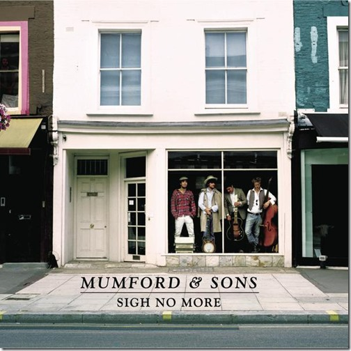 cover album sigh no more mumford and sons
