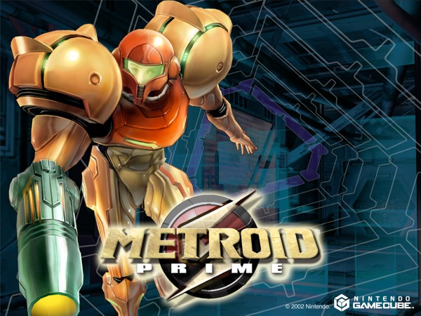Nintendo Vip Metroid Prime Wallpaper 02
