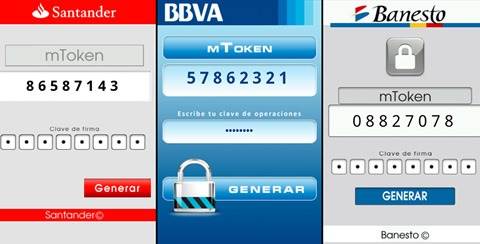 Apps bancarias