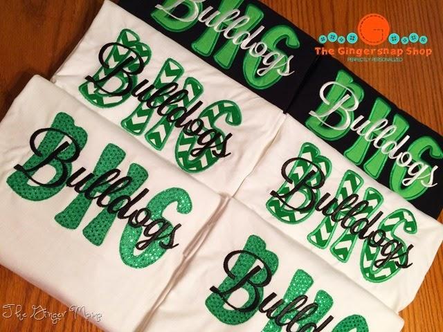 BHSspiritshirts