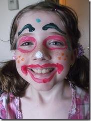 Kathakali Face Painting 1 - India