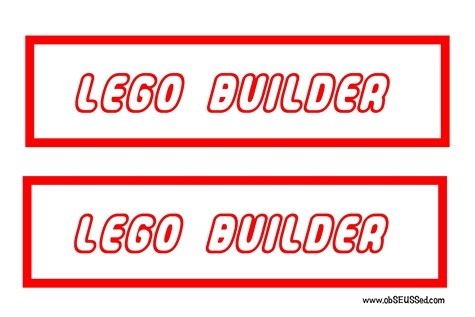 lego builder