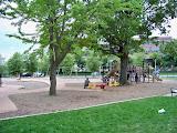 Playground near the gazebo.