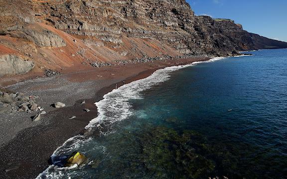El Verodal, bahia de los Reyes, Isla del Hierro, Canarias