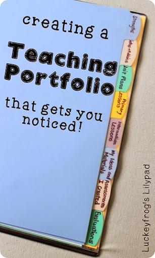 teacher brochure for interview template