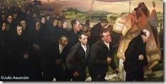 La procesión del Corpus en Lezo - Elías Salaberría