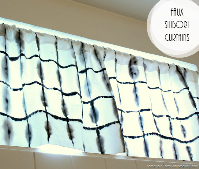 Faux Shibori Curtains via homework (7)