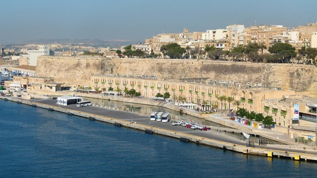 Valetta Waterfront