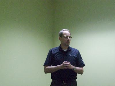 Civco's VP of Human Resources Scott Rude