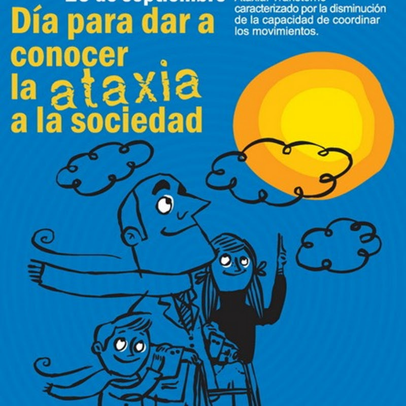 Día Internacional de la Ataxia