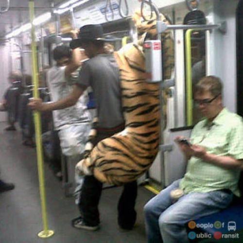 pessoas bizarras em metrô (16)