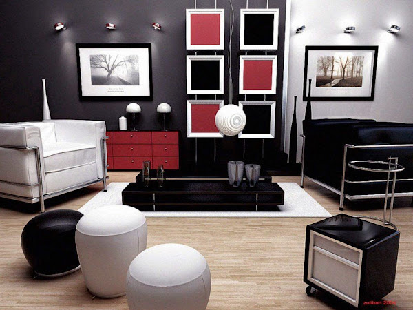 Decorating A Living Room With Black 1 Decorate A Room