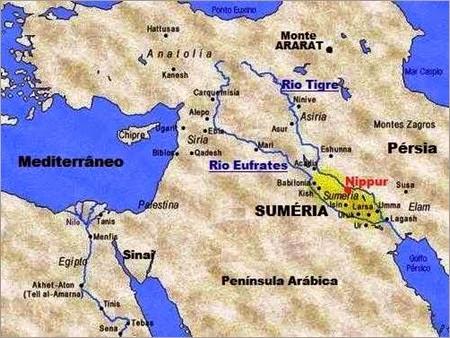 sumeria-mesopotamia-antiga