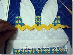 мешочке кролика - Шить -028