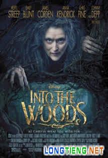 Khu Rừng Cổ Tích - Into The Woods