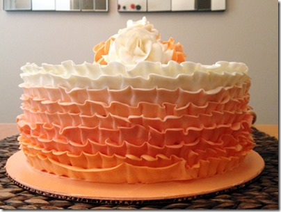 orange-ruffle-cake