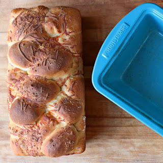 Cheese Ball Bread
